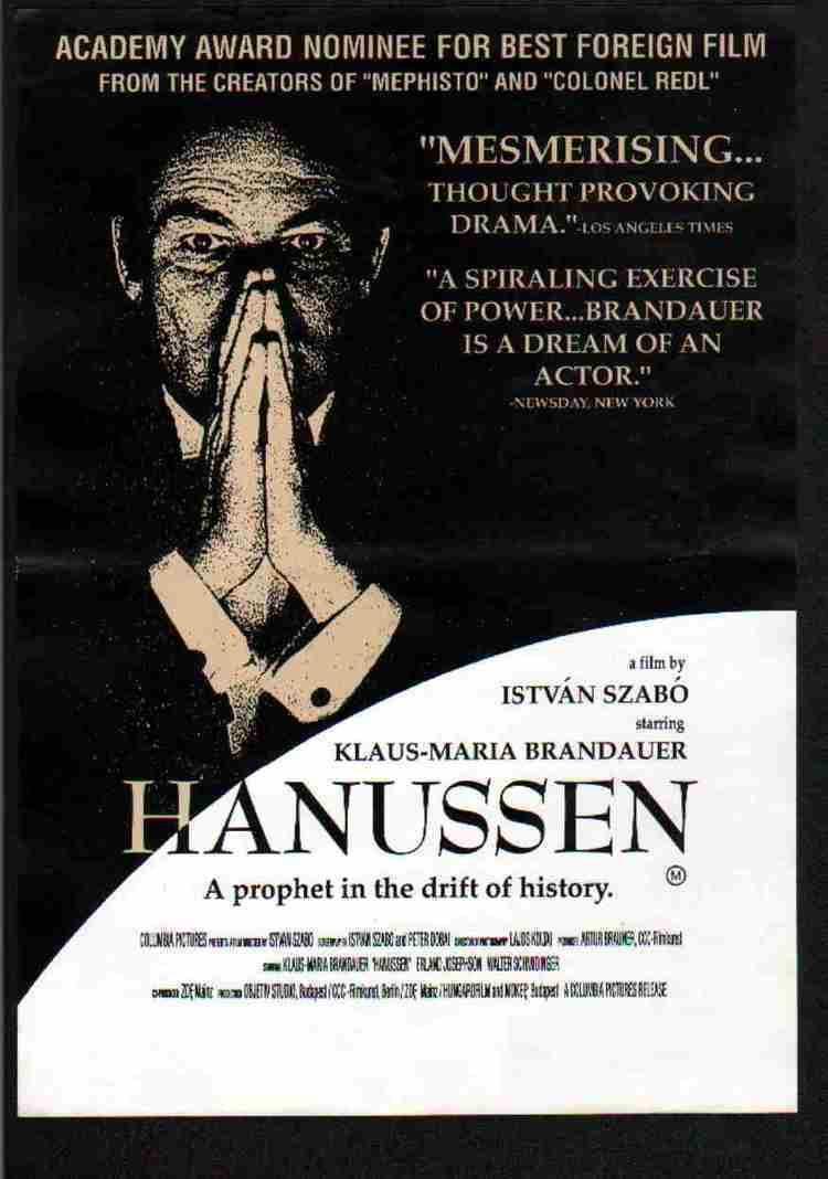 Hanussen (1988 film) Frankly Collectible