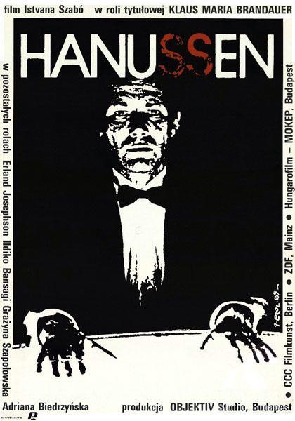 Hanussen (1988 film) Hanussen 1988 Filmweb
