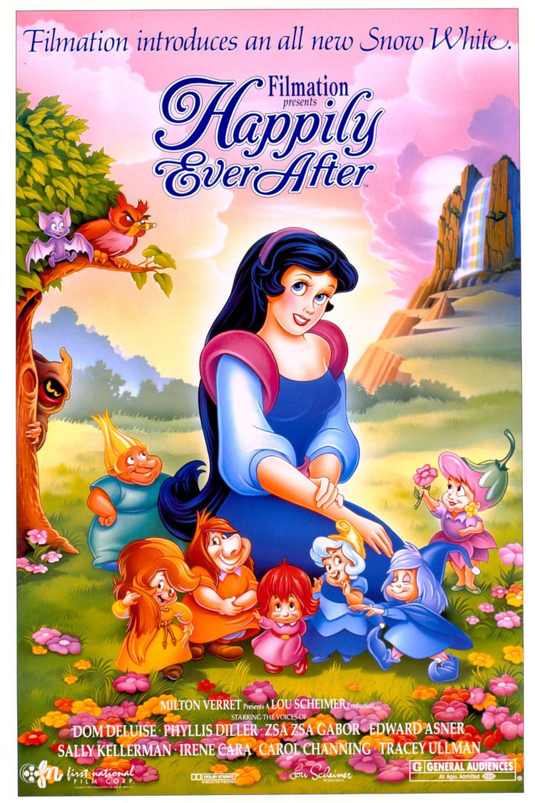 Happily Ever After (1990 film) wwwgstaticcomtvthumbmovieposters12595p12595
