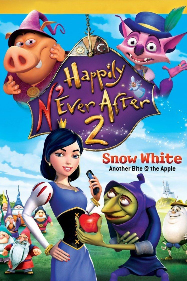 Happily N'Ever After 2: Snow White—Another Bite @ the Apple wwwgstaticcomtvthumbmovieposters197791p1977