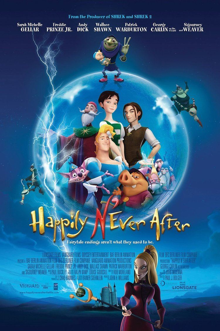 Happily N'Ever After wwwgstaticcomtvthumbmovieposters162786p1627