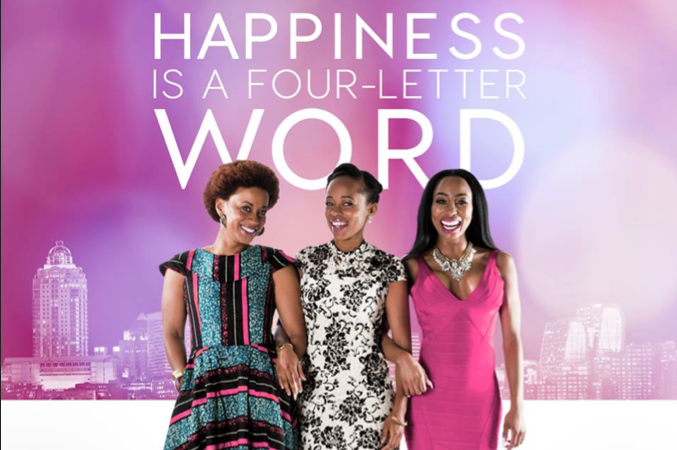 Happiness Is a Four-letter Word SQUADGOALS Why 39Happiness Is a FourLetter Word39 works DESTINY