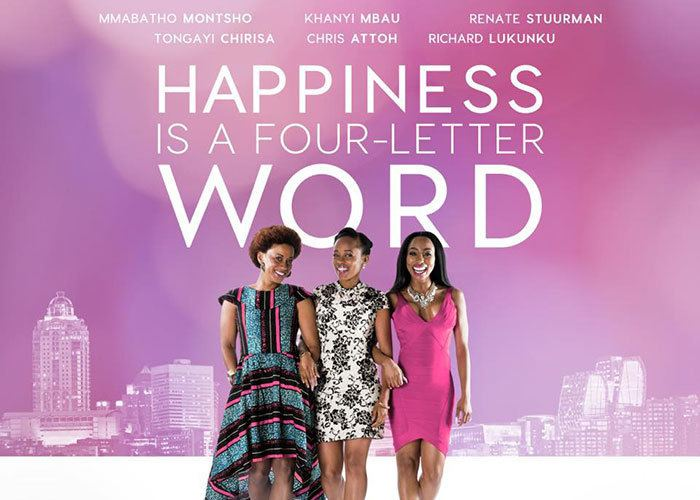 Happiness Is a Four-letter Word Review Happiness Is A FourLetter Word blah blah blah TVSA