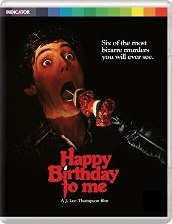 Happy Birthday to Me (film) Happy Birthday to Me Dual Format Bluray Region Free Amazoncouk