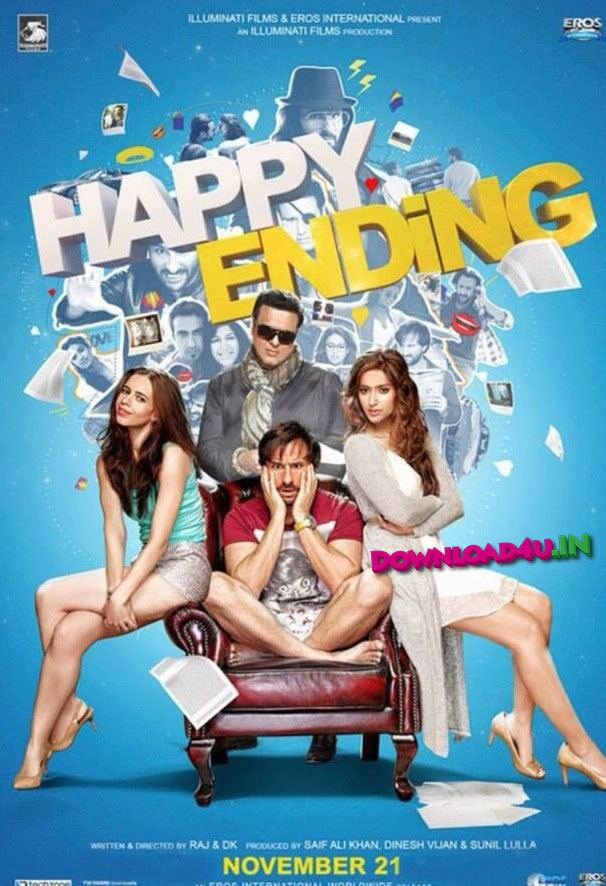 Happy Ending 2014 Watch hd geo movies
