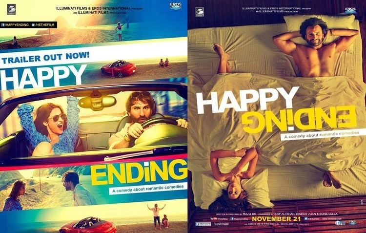 Theatrical Trailer Happy Ending Bollywoodirect
