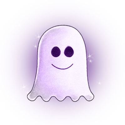 Image result for happy ghost