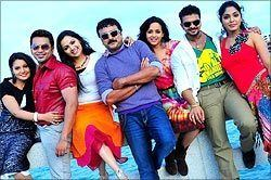 Happy Husbands (2010 film) Review Happy Husbands provides some laughs Rediffcom Movies
