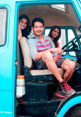 Happy Journey (2014 Marathi film) Happy Journey Marathi movie wiki review box office cast songs