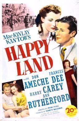 Happy Land (film) Happy Land film Wikipedia
