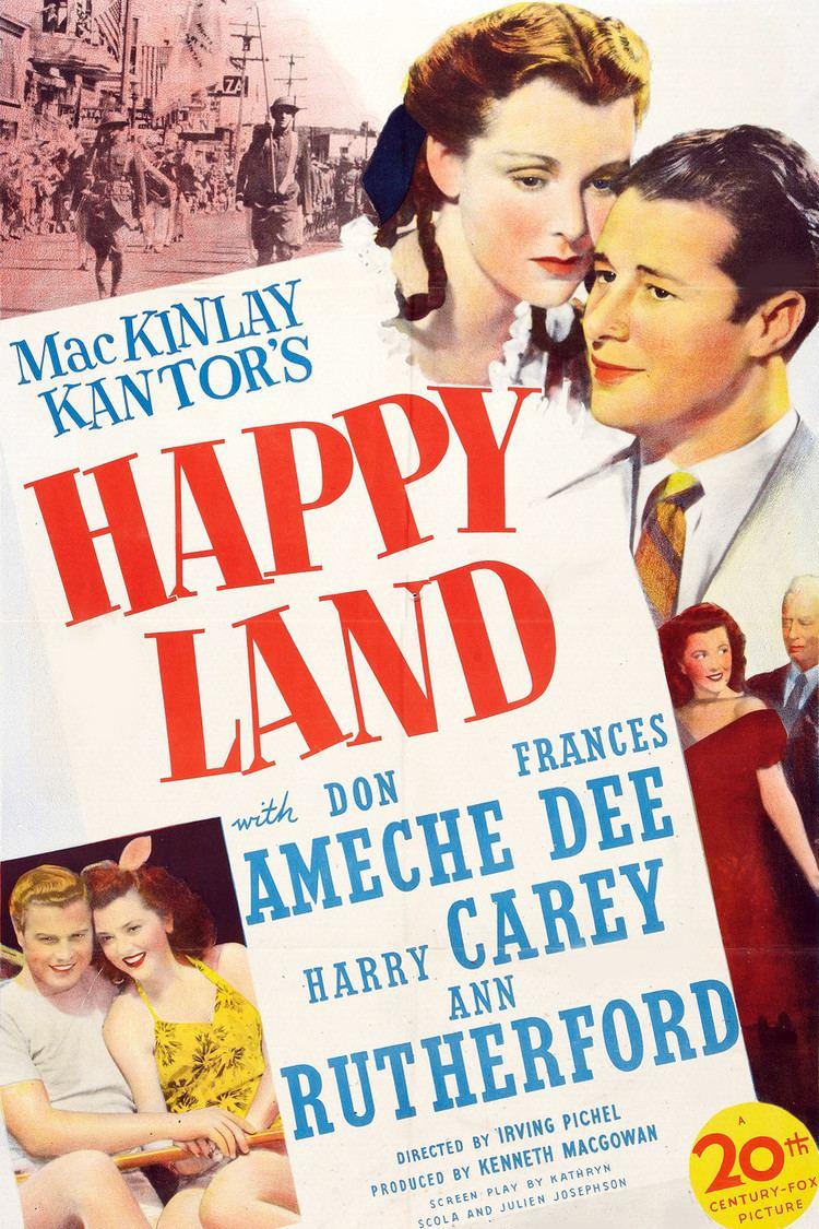 Happy Land (film) wwwgstaticcomtvthumbmovieposters47766p47766