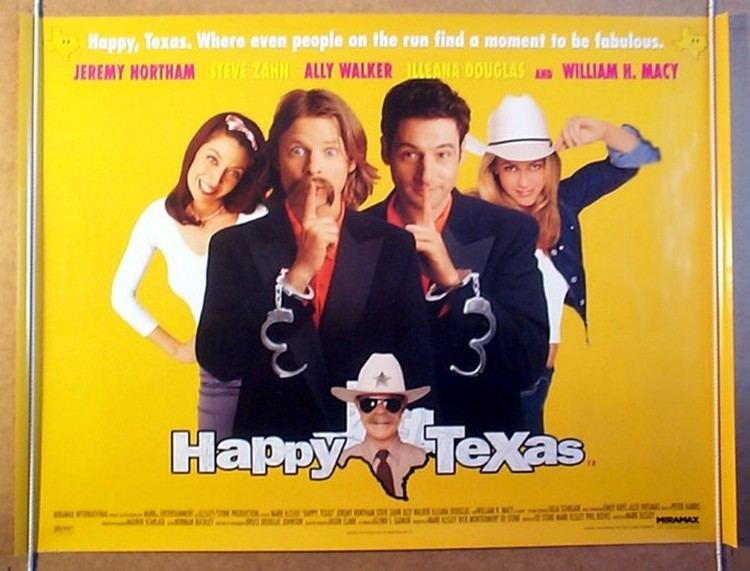 Happy, Texas (film) Happy Texas Original Cinema Movie Poster From pastposterscom