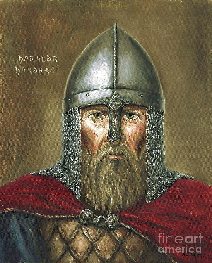 Harald Hardrada Harald Hardrada by Arturas Slapsys