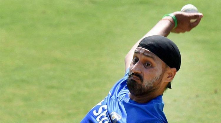 If tested Harbhajan Singh will exceed the 15 degrees limit Saeed