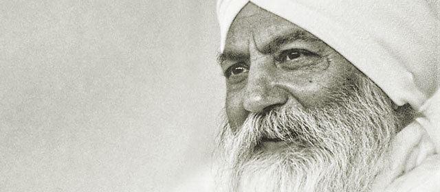Harbhajan Singh Khalsa Yogi Bhajan