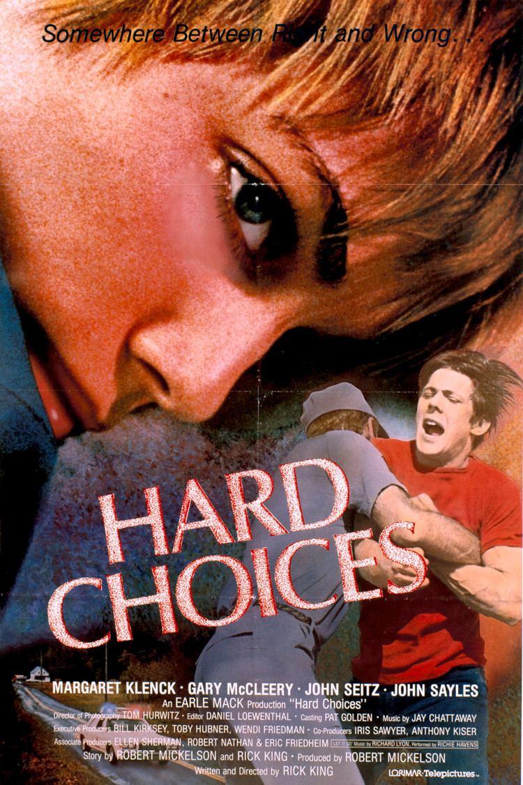 Hard Choices (film) wwwgstaticcomtvthumbmovieposters9612p9612p