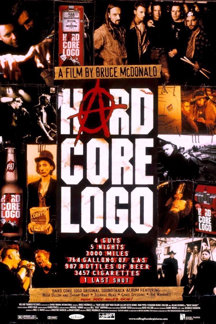 Hard Core Logo wwwgstaticcomtvthumbmovieposters62070p62070