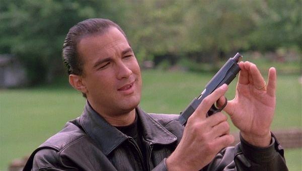 Hard to Kill Hard to Kill Internet Movie Firearms Database Guns in Movies TV