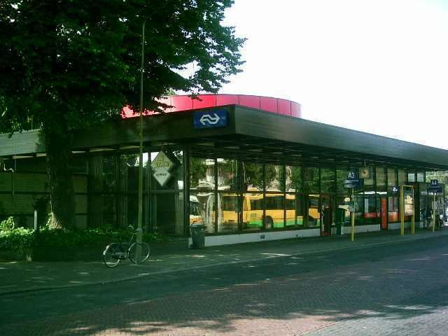 Harderwijk railway station