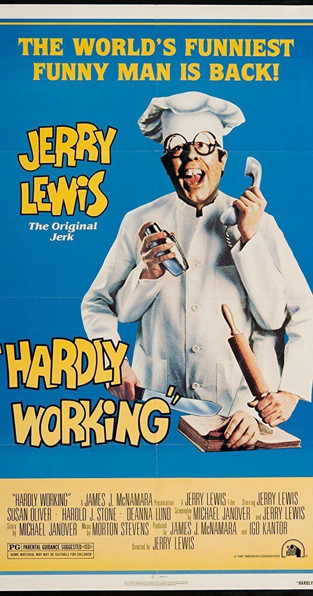 Hardly Working Hardly Working 1980 IMDb