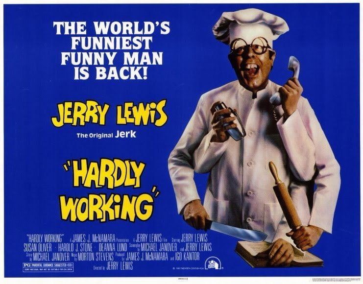 Hardly Working Jerry Lewiss Hardly Working The Worst Movie I Have Ever Seen