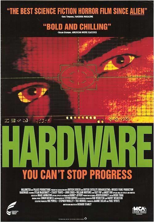 Hardware (film) The Shockproof Film Festival