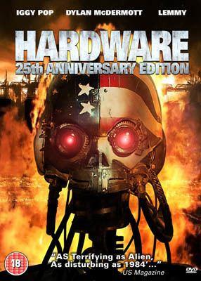 Hardware (film) HARDWARE 1990 Horror Cult Films