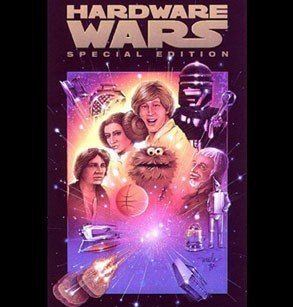 Hardware Wars Hardware Wars The movie the legend the household appliances