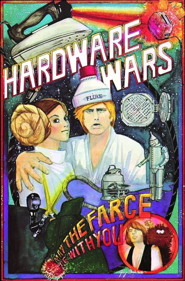 Hardware Wars May the Farce Be with You Tested