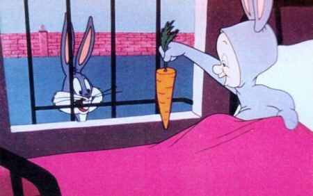 Hare Brush Jenn Raleys Bugs Bunny Page
