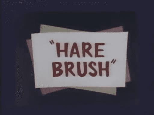 Hare Brush FileHare Brush title cardpng Wikimedia Commons
