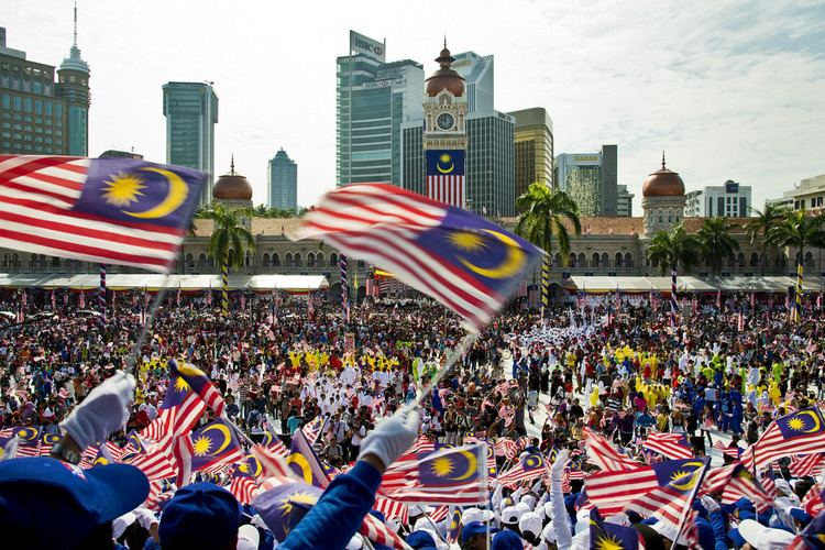 Hari Merdeka Malaysia 55th Independence Day Selamat Hari Merdeka