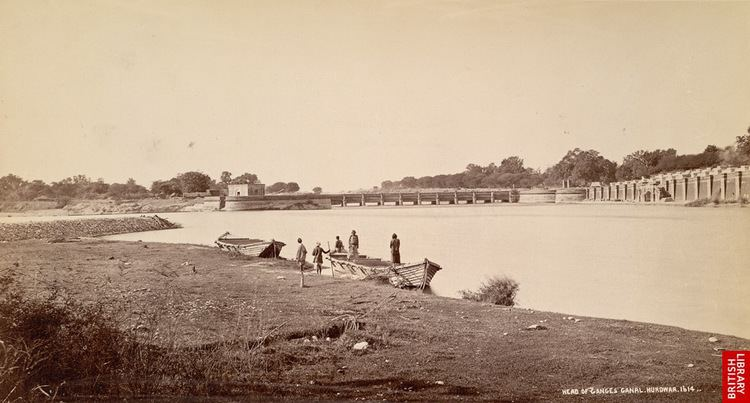 Haridwar in the past, History of Haridwar