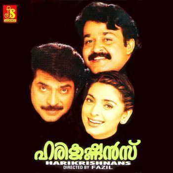 Harikrishnans Harikrishnans 1998 Ouseppachan Listen to Harikrishnans songs