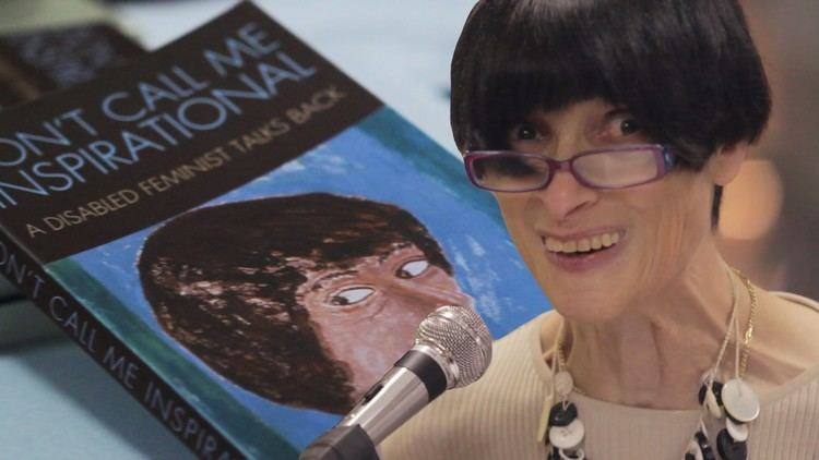 Harilyn Rousso Harilyn Rousso reads from quotDon39t Call Me Inspirational