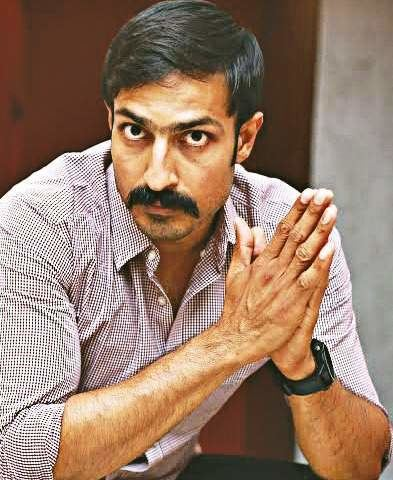 Harish Uthaman I dont believe in the term hero The New Indian Express