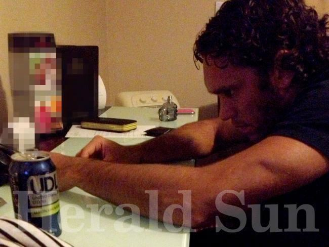 Harley Bennell Harley Bennell drug picture bombshell amid Gold Coast Suns AFL