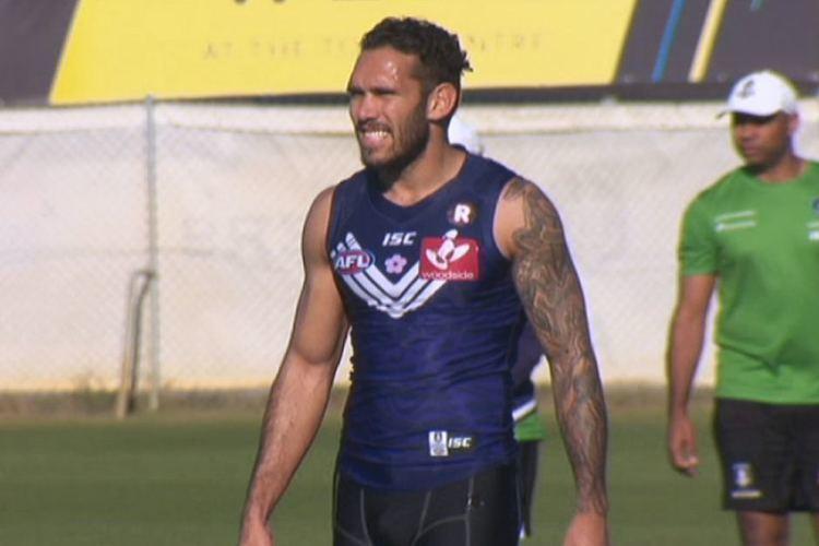 Harley Bennell Fremantle Dockers pushed injured Harley Bennell too hard on AFL