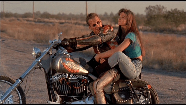 Harley Davidson and the Marlboro Man Life Between Frames Worth Mentioning Put it in your eyes and it