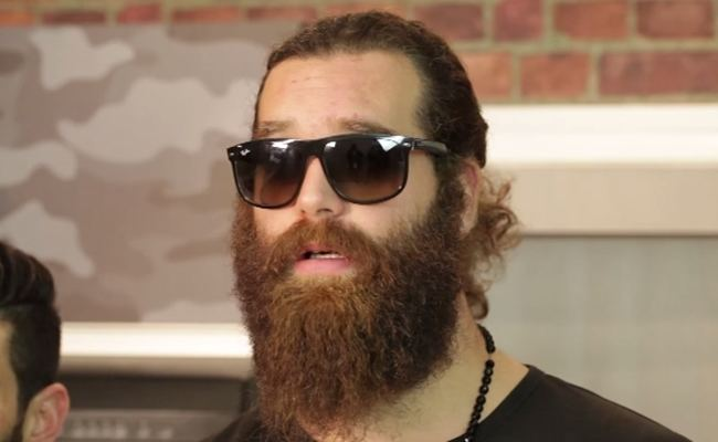 Harley Morenstein Epic Meal Time39s Harley Morenstein Partners With Schick To