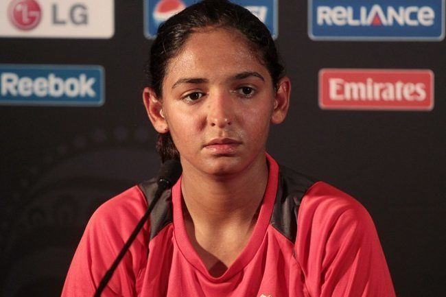 Harmanpreet Kaur Latest cricket news ICC Womens World Cup 2013 Official