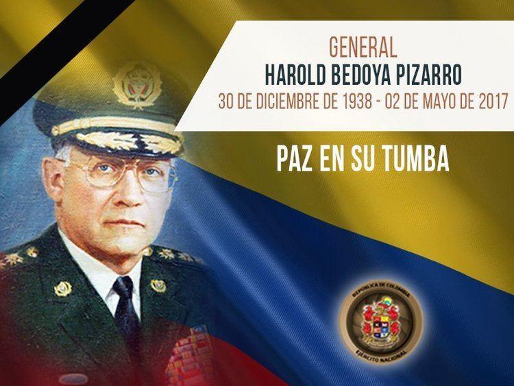 Harold Bedoya Pizarro General Meja on Twitter Con tristeza lamentamos la partida al