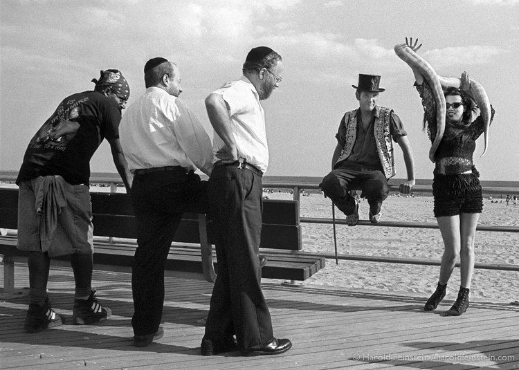 Harold Feinstein Coney Island 1960s90s Harold Feinstein Photographer