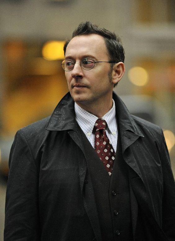 Harold Finch (Person of Interest) - Alchetron, the free