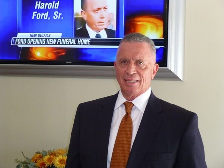 Harold Ford Sr. Harold Ford Sr Not Ready to Retire Opens New Funeral Home City