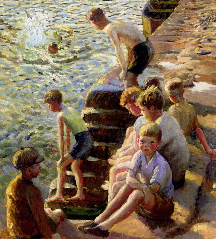 Harold Harvey (artist) HarveyHarold