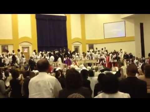 Harold Ivory Williams (bishop) Bishop Harold Ivory Williams Homegoing Praise Break YouTube