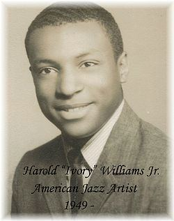 Harold Ivory Williams Harold Ivory Williams Wikipedia the free encyclopedia