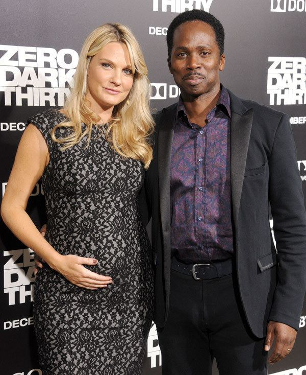 Harold Perrineau Lost Actor Harold Perrineau Welcomes Third Daughter Hollywood Life