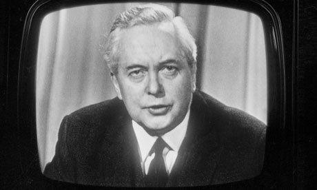 Harold Wilson White heat at 50 Harold Wilson and scientific